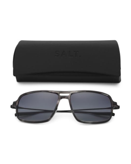 82bdd2ce6c6 Lyst - Tj Maxx Made In Japan Burkhart Polarized Sunglasses in Gray ...