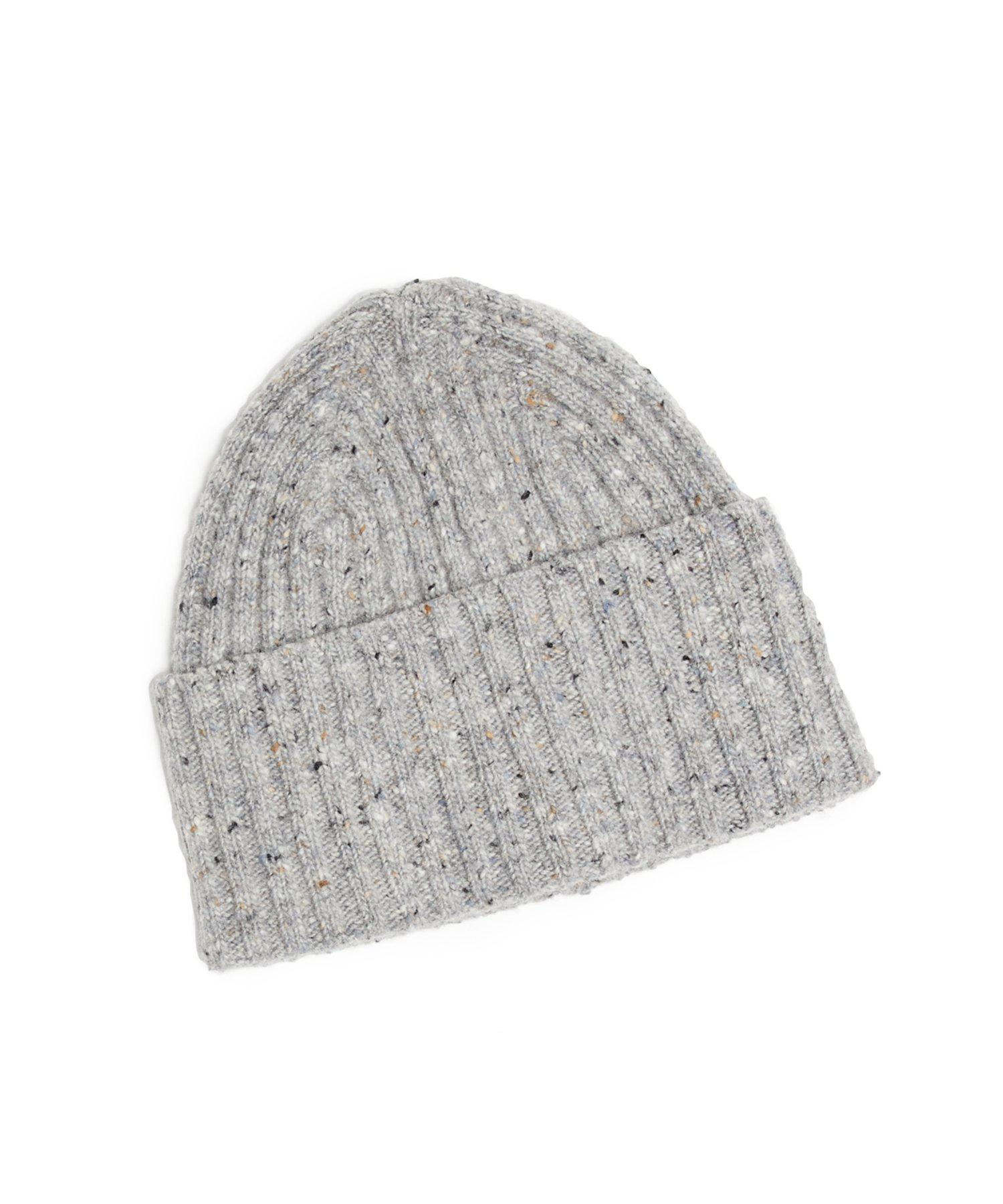 1a61eb7a6e9 Drake S Donegal Merino Hat In Light Grey in Gray for Men - Lyst