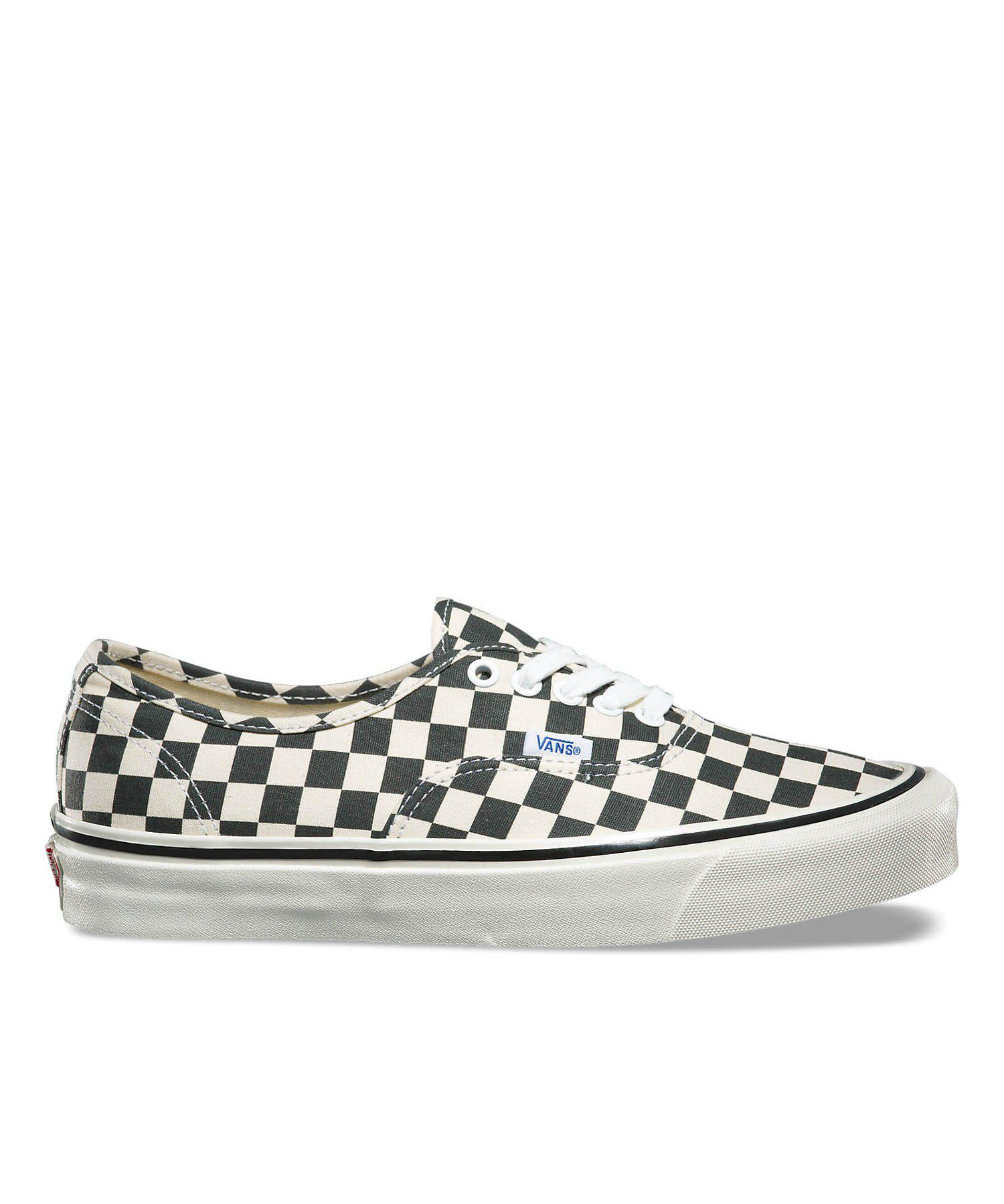vans checkerboard authentic europe