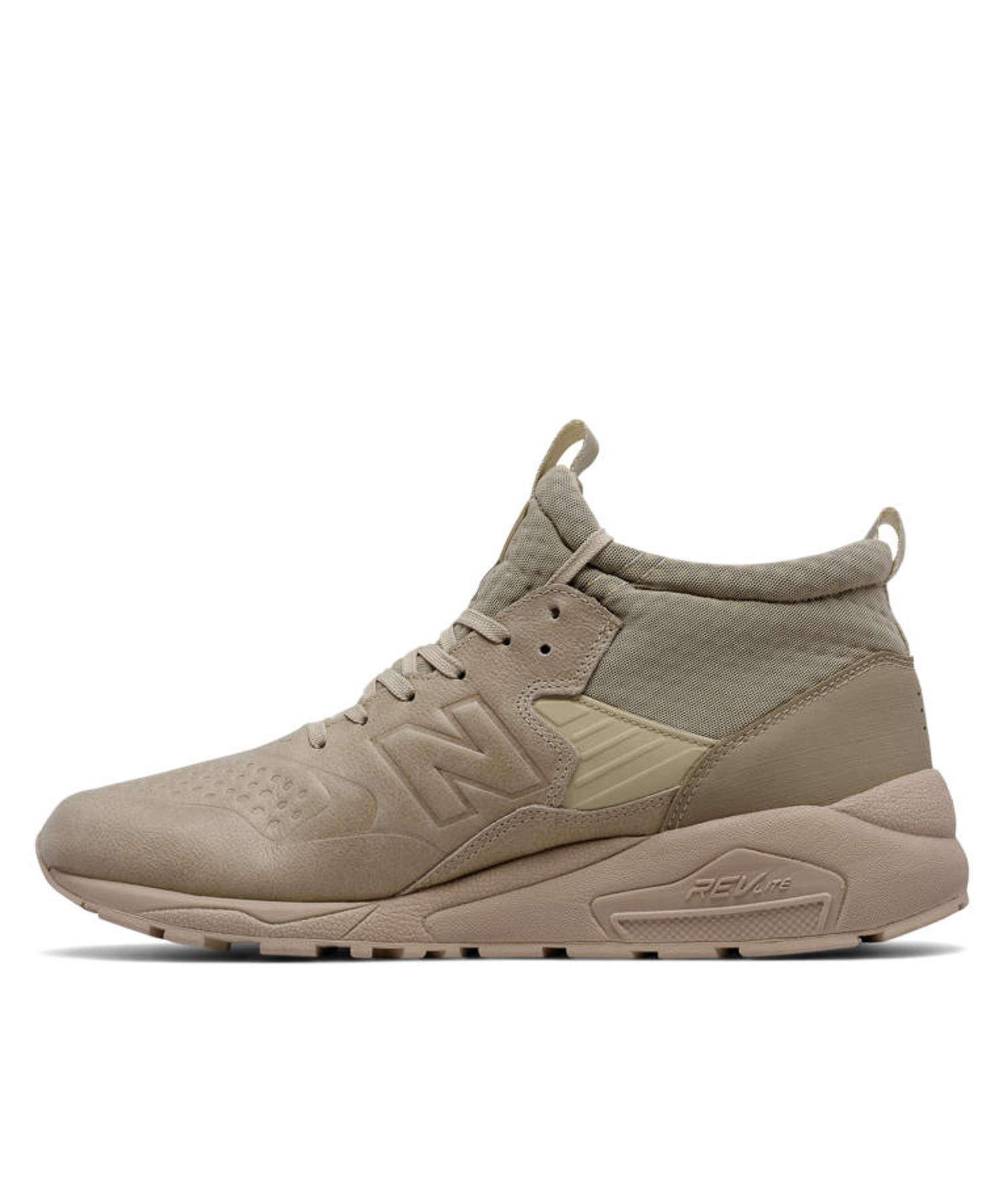 new balance men's 580 deconstructed mid trainers
