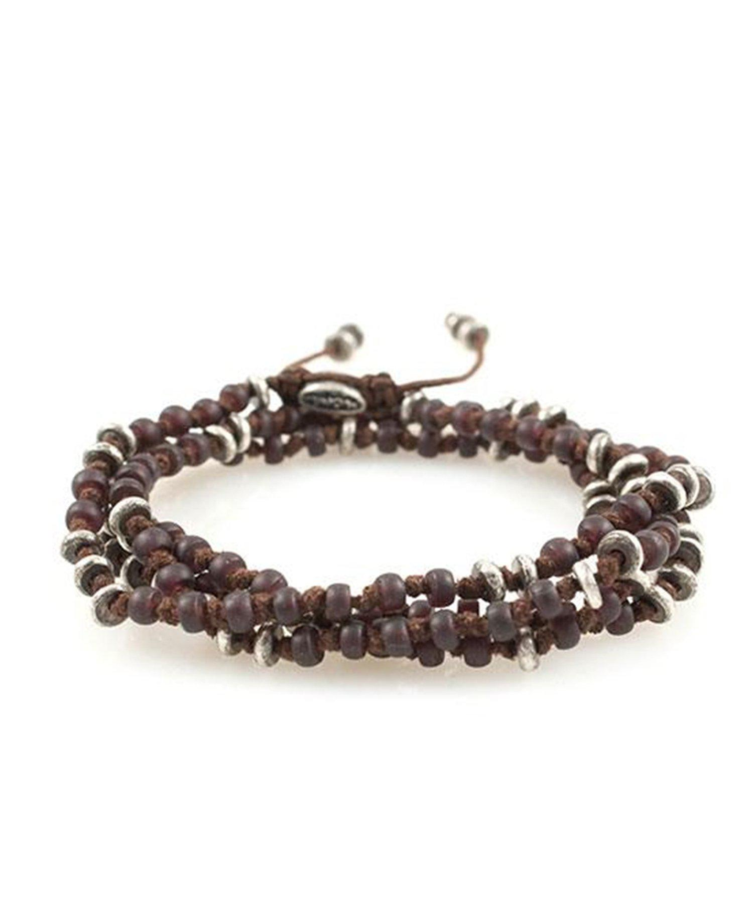 with melanie s stones mens garnet buddha collections men eye red bracelet tiger