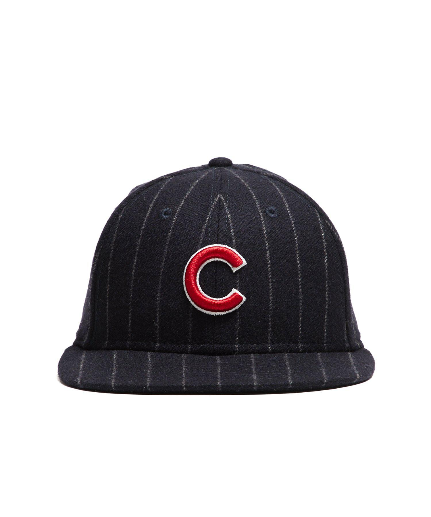 b4b63627d78 ... discount code for new era hats exclusive new era chicago cubs cap in  abraham moon navy
