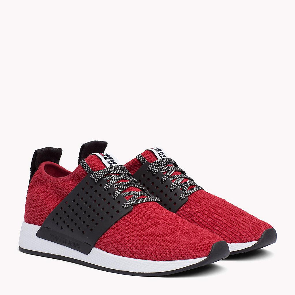 Suede Cupsole Lace-Up TrainersTommy Hilfiger XbXF4