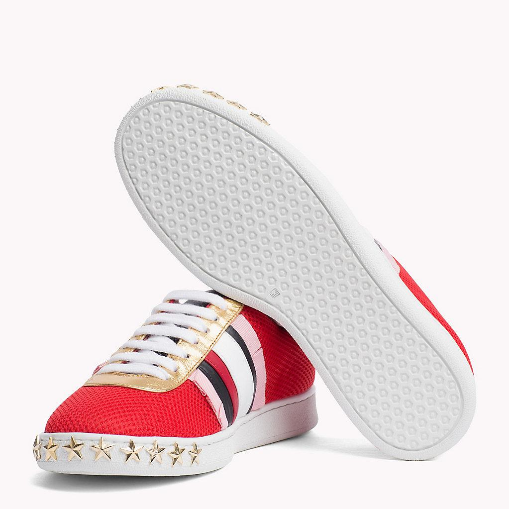 Free Shipping Many Kinds Of Free Shipping Choice Tommy Hilfiger Star Stud Sneaker - Hilfiger Collection rR4l9Yj