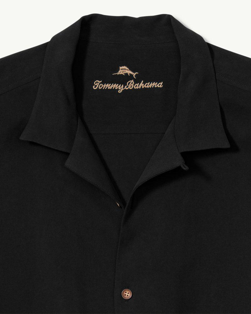 708ac7e170d3 Lyst - Tommy Bahama Paradise 2019 Camp Shirt in Black for Men
