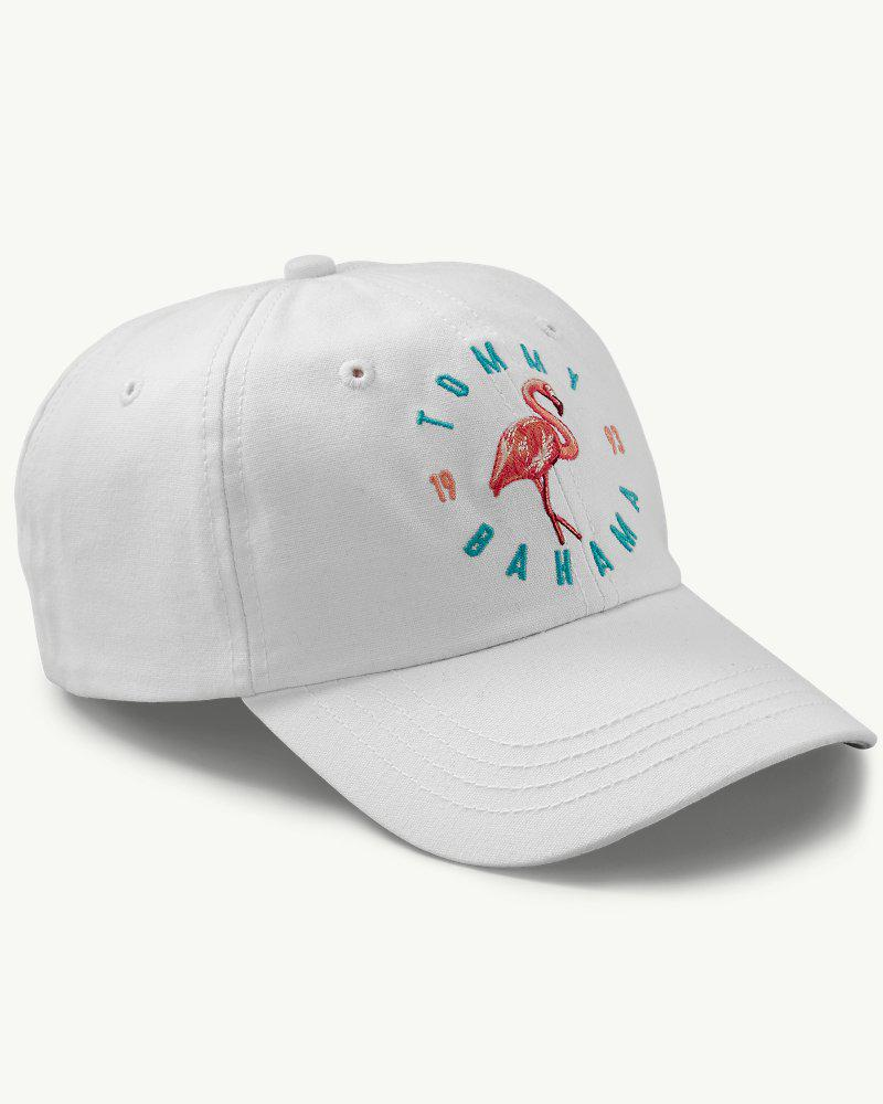 d013bf6bab89fd Tommy Bahama Flamingo Paradise Cap in White for Men - Lyst