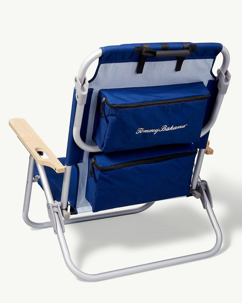 Lyst - Tommy Bahama Blue Marlin Deluxe Backpack Beach Chair in Blue ...