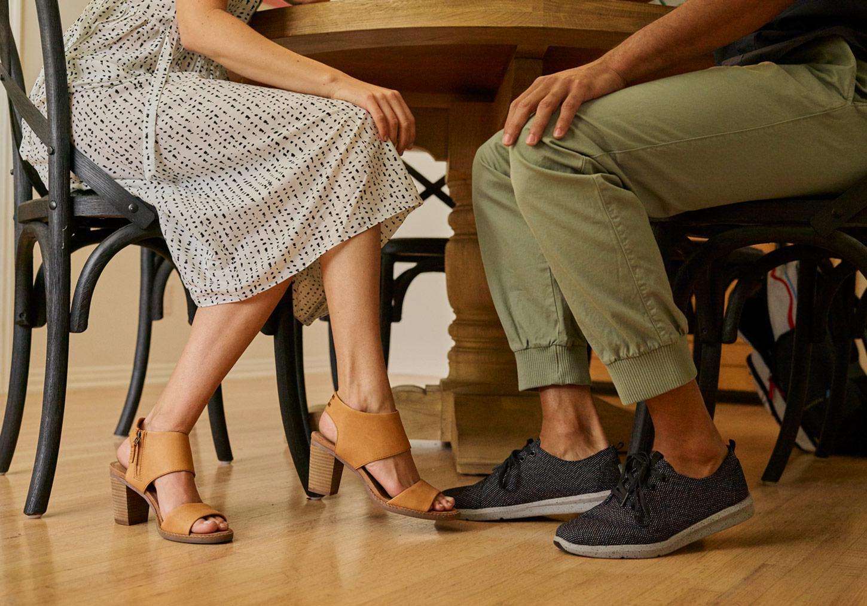 da69bef3d4c Lyst - TOMS Tan Leather Women s Majorca Cutout Sandals in Brown