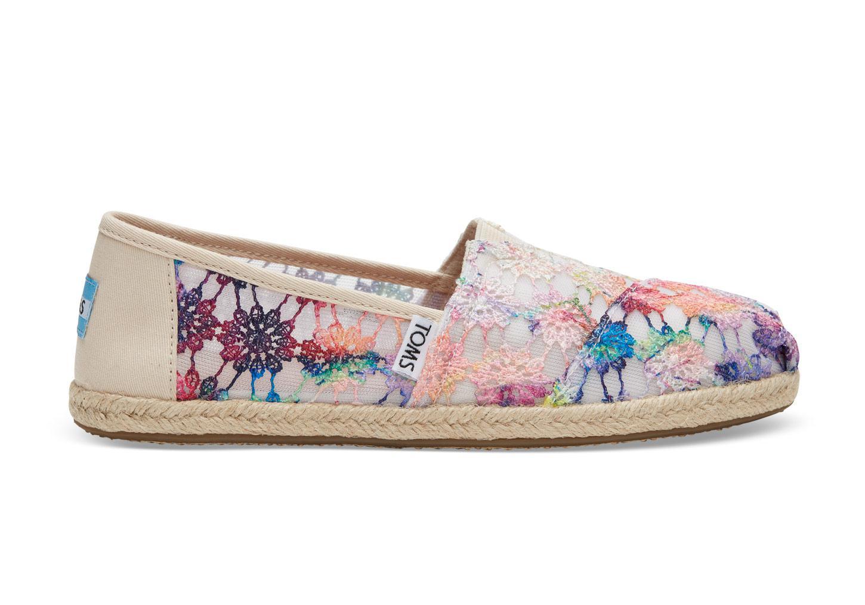 Crochet Womens Shoes Pattern