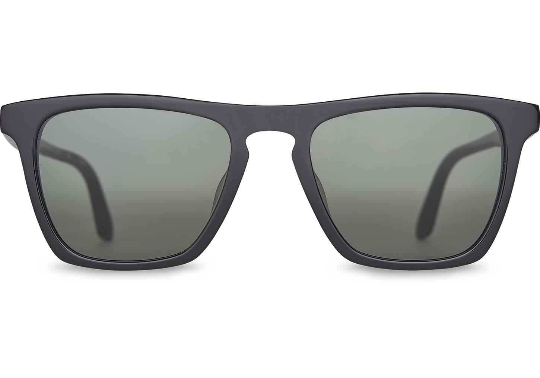 55c991b6ca63 Lyst - TOMS Dawson Shiny Black Polarized in Black for Men - Save 6%