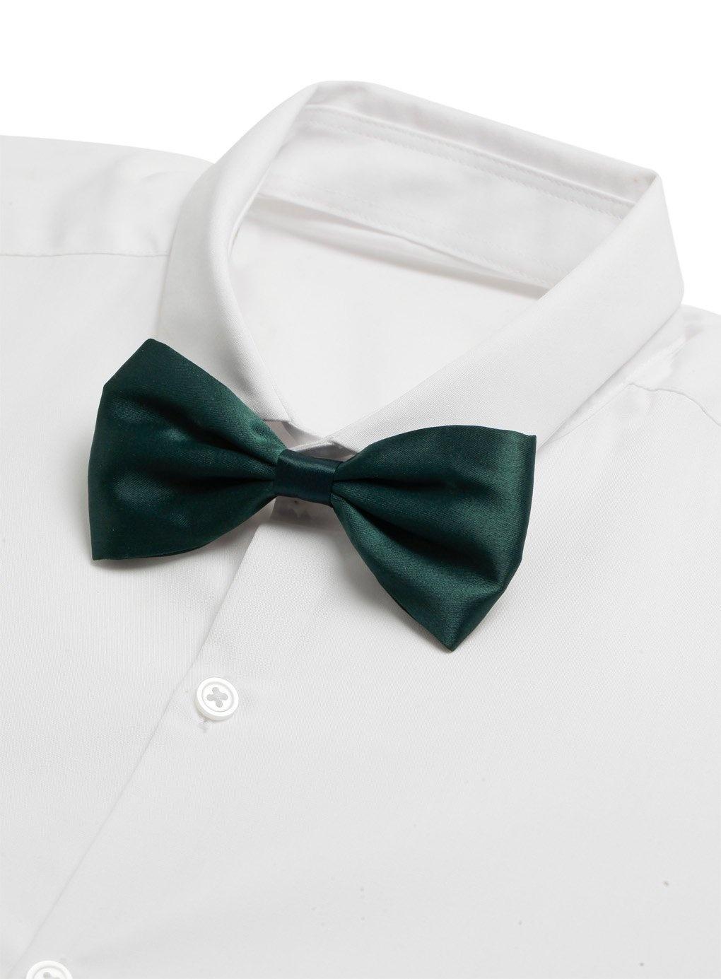 9f7b2ff4292e Lyst - TOPMAN Bow Tie in Green for Men
