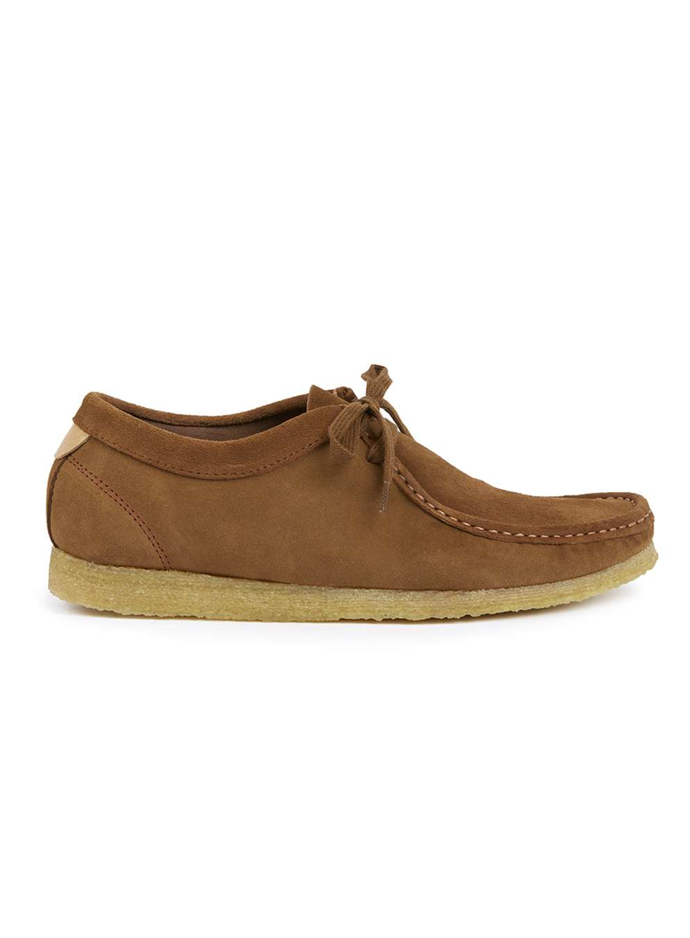 Bally Mens Suede Lace Shoes