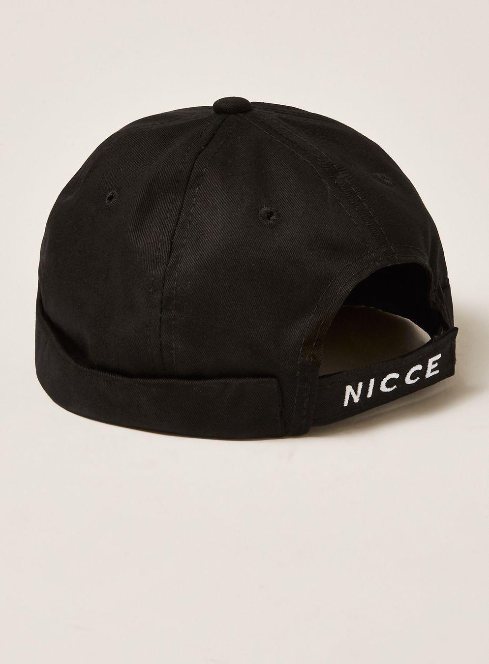 size 40 f48c5 5bcb3 TOPMAN Nicce Black Mini Docker Hat in Black for Men - Lyst