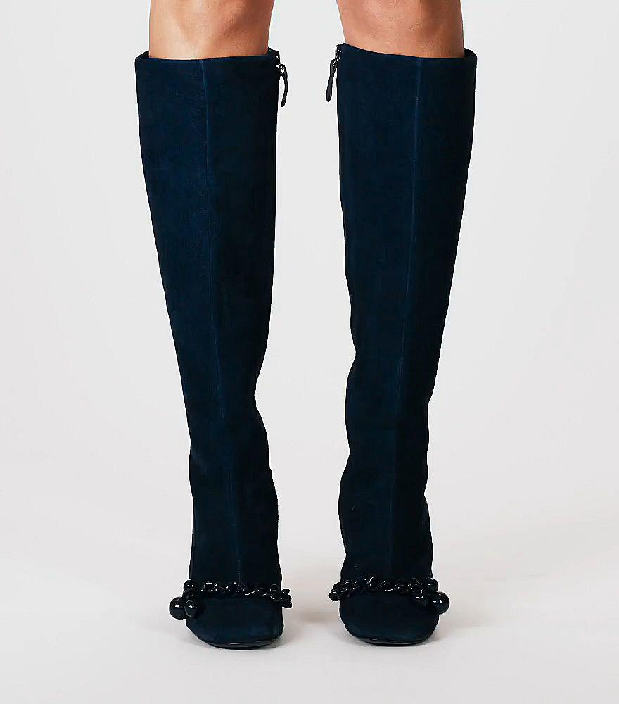 Addison 95mm Boot Tory Burch