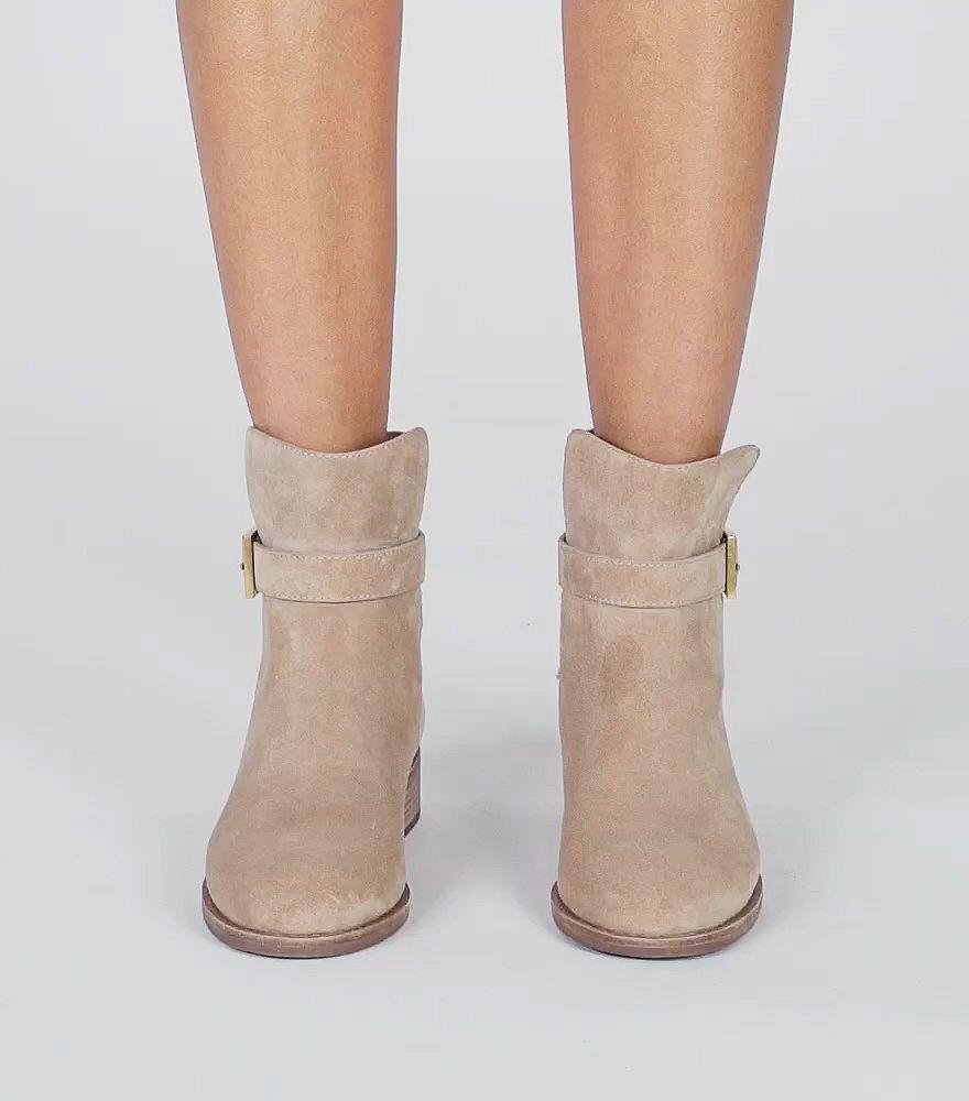Tory Burch BROOKE SLOUCHY - Boots - perfect sand YSfhW
