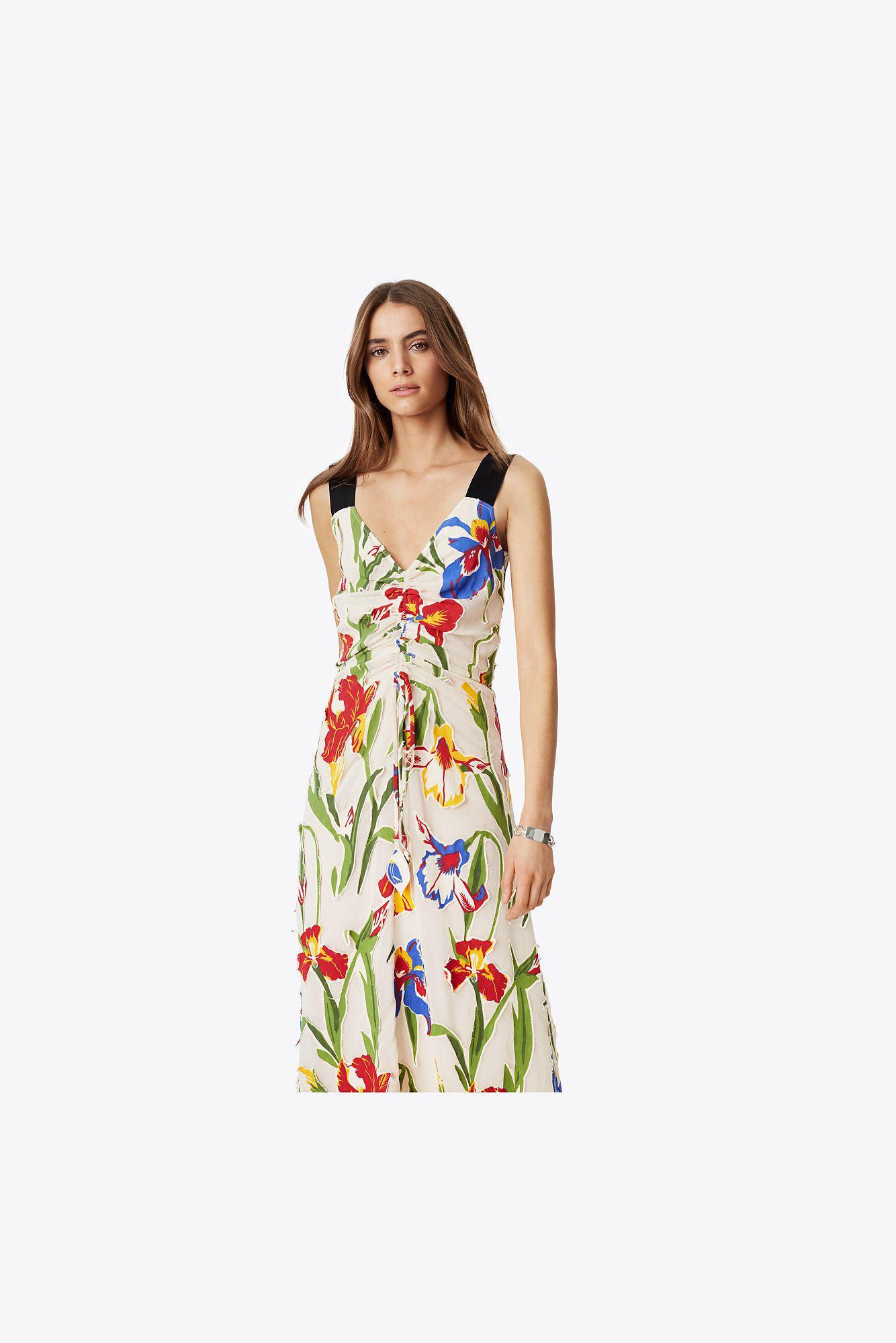 b624bada75 Tory Burch Clarissa Dress - Lyst