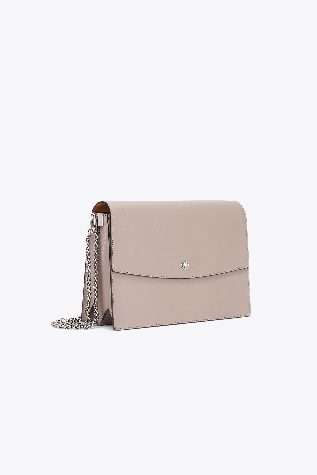 56d71abe6361 Lyst - Tory Burch Parker Convertible Large Shoulder Bag