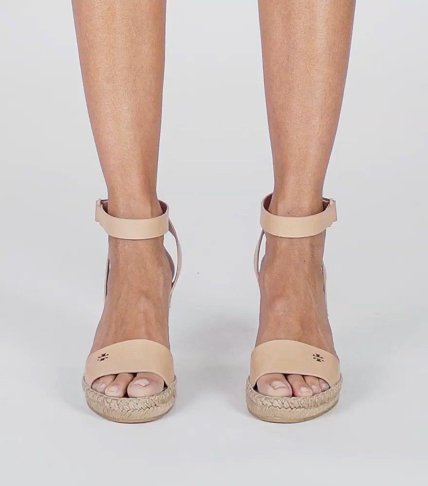 cd65e077e55 Tory Burch Bima 2 90mm Wedge Espadrille (natural Vachetta) Shoes in ...