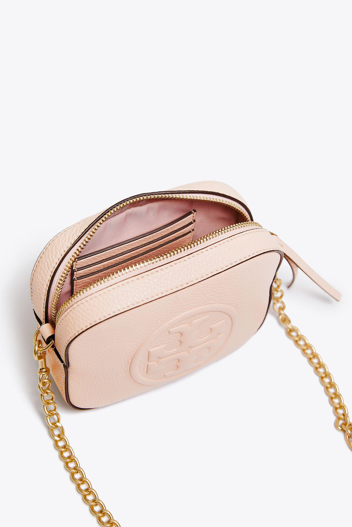 141c6001445 Lyst - Tory Burch Limited-edition Mini Cross-body in Pink