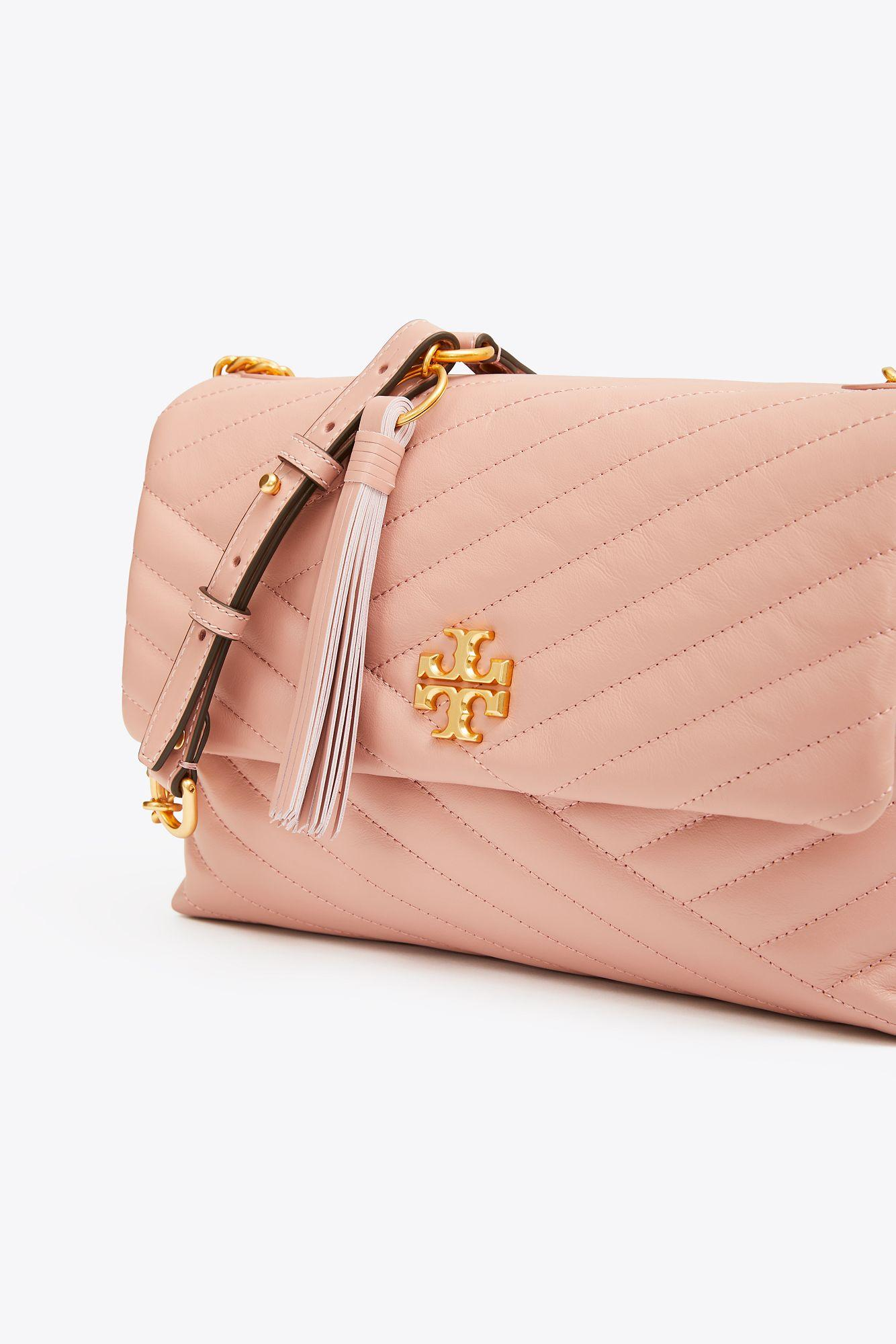 8ce609d6eb14 ... Kira Chevron Flap Shoulder Bag - Lyst. View fullscreen