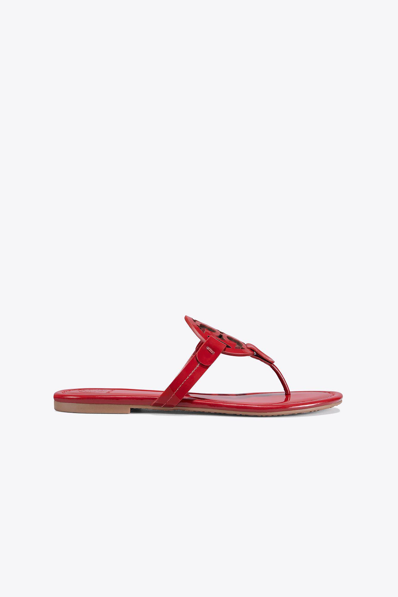 3ac19f09519 Tory Burch. Women s Red Miller Sandal