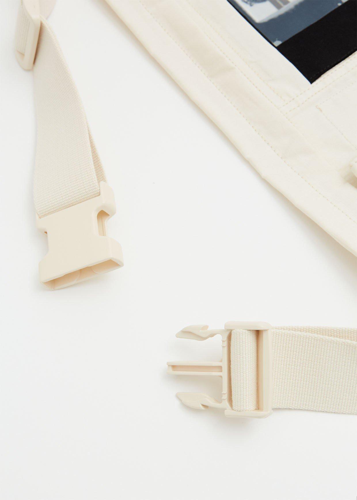 7afb1ef2a DRKSHDW by Rick Owens - Natural Belt Bag for Men - Lyst. View fullscreen