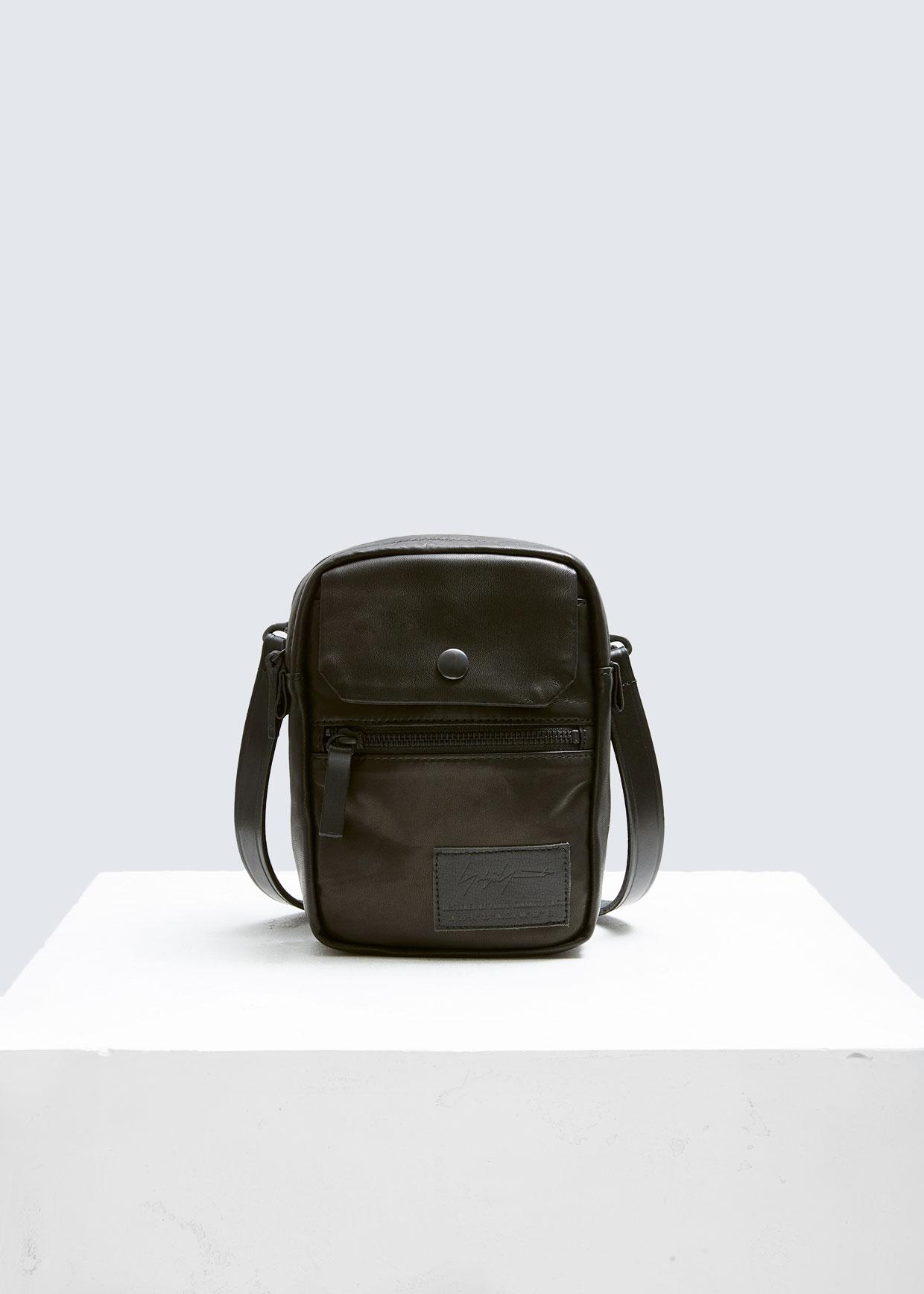 f32682171a Lyst - Yohji Yamamoto Double Shoulder Bag in Black for Men