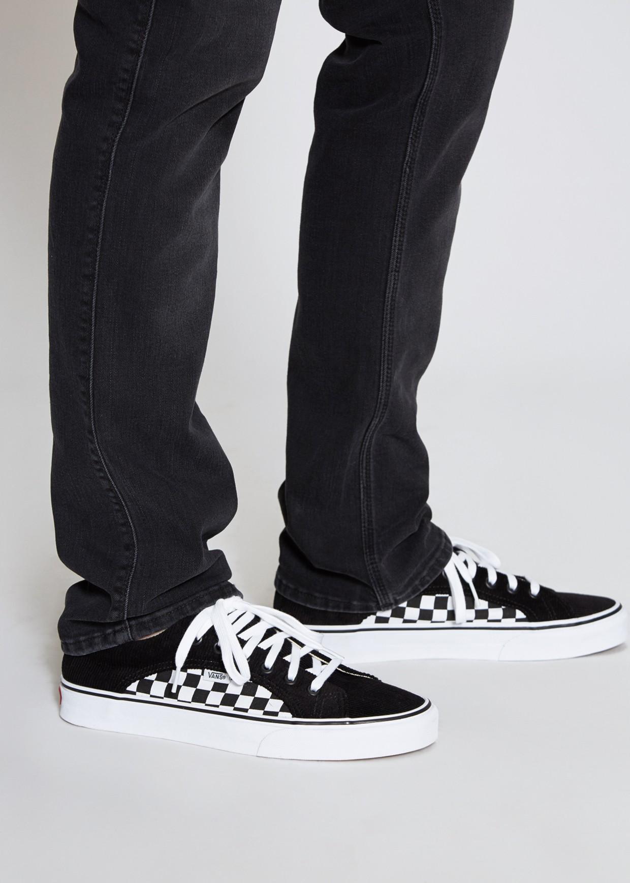 e5f29795a1baa0 Vans Checker   Cord Lampin Sneaker for Men - Lyst