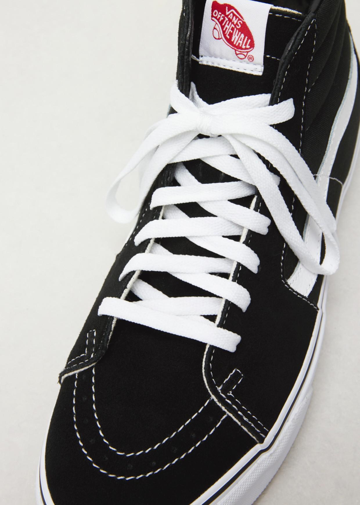 063d5e566421ec Vans Sk8-hi in Black for Men - Save 46% - Lyst