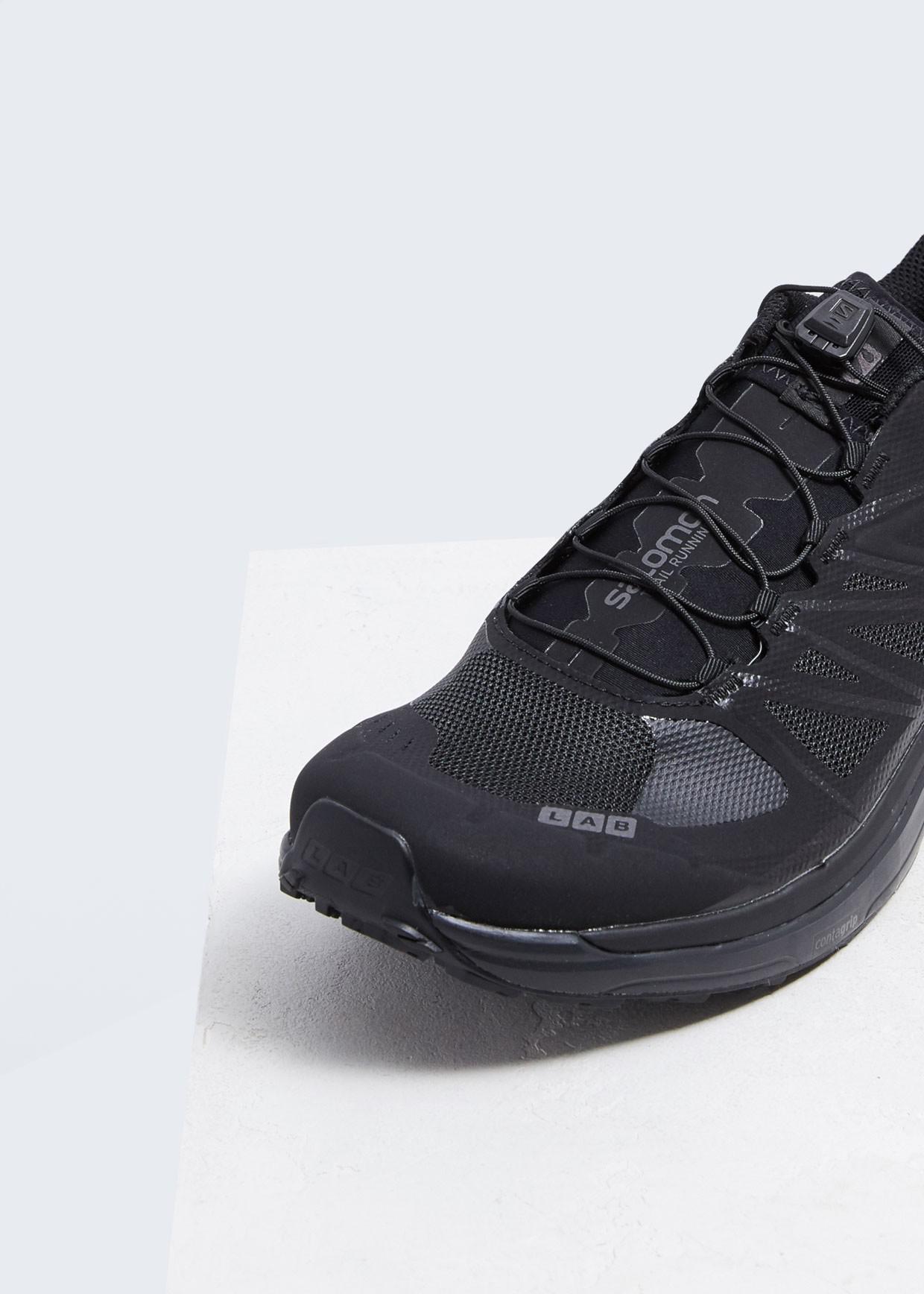 super popular ca1b8 965f0 Yves Salomon Black Slab Wings 8 Ltd Sneakers in Black for Me