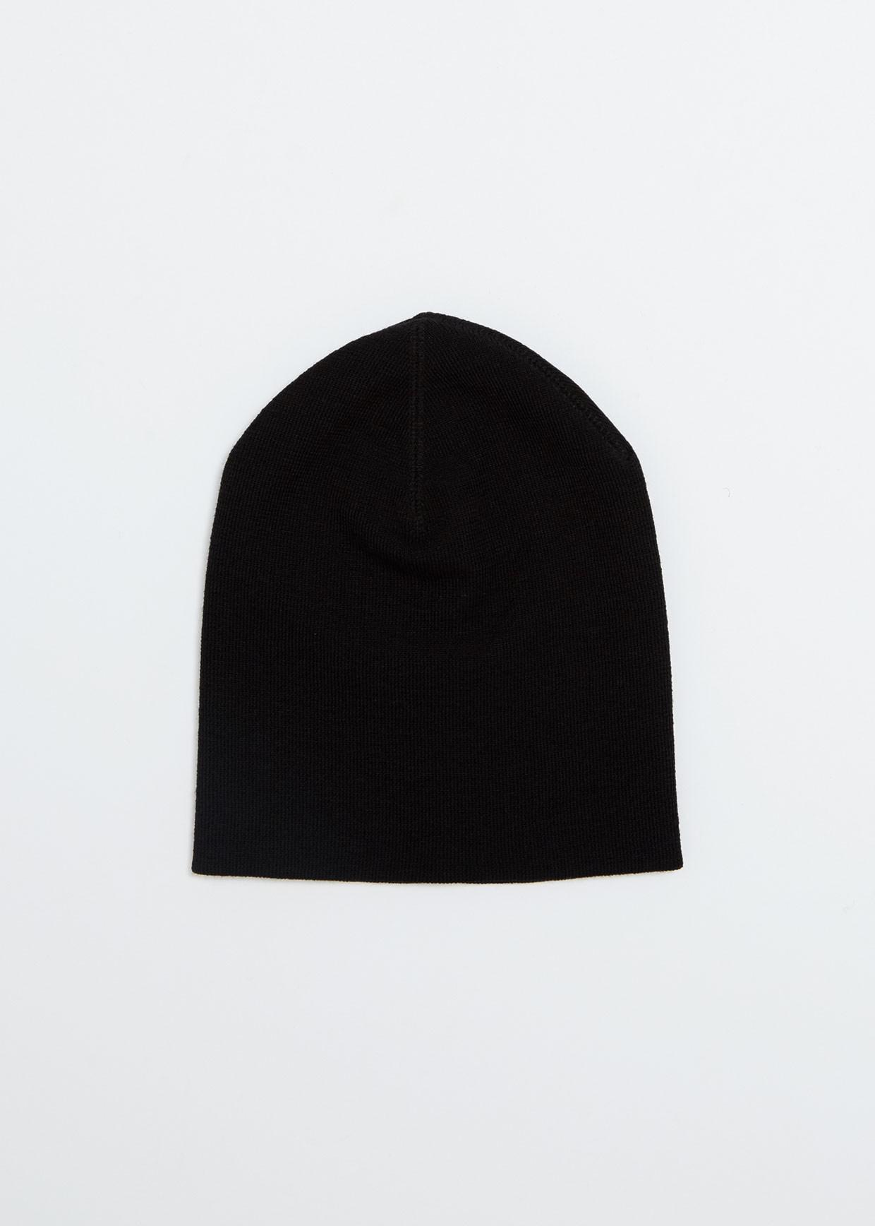 88addc9d26979 Lyst - Our Legacy Classic Knit Hat in Black for Men