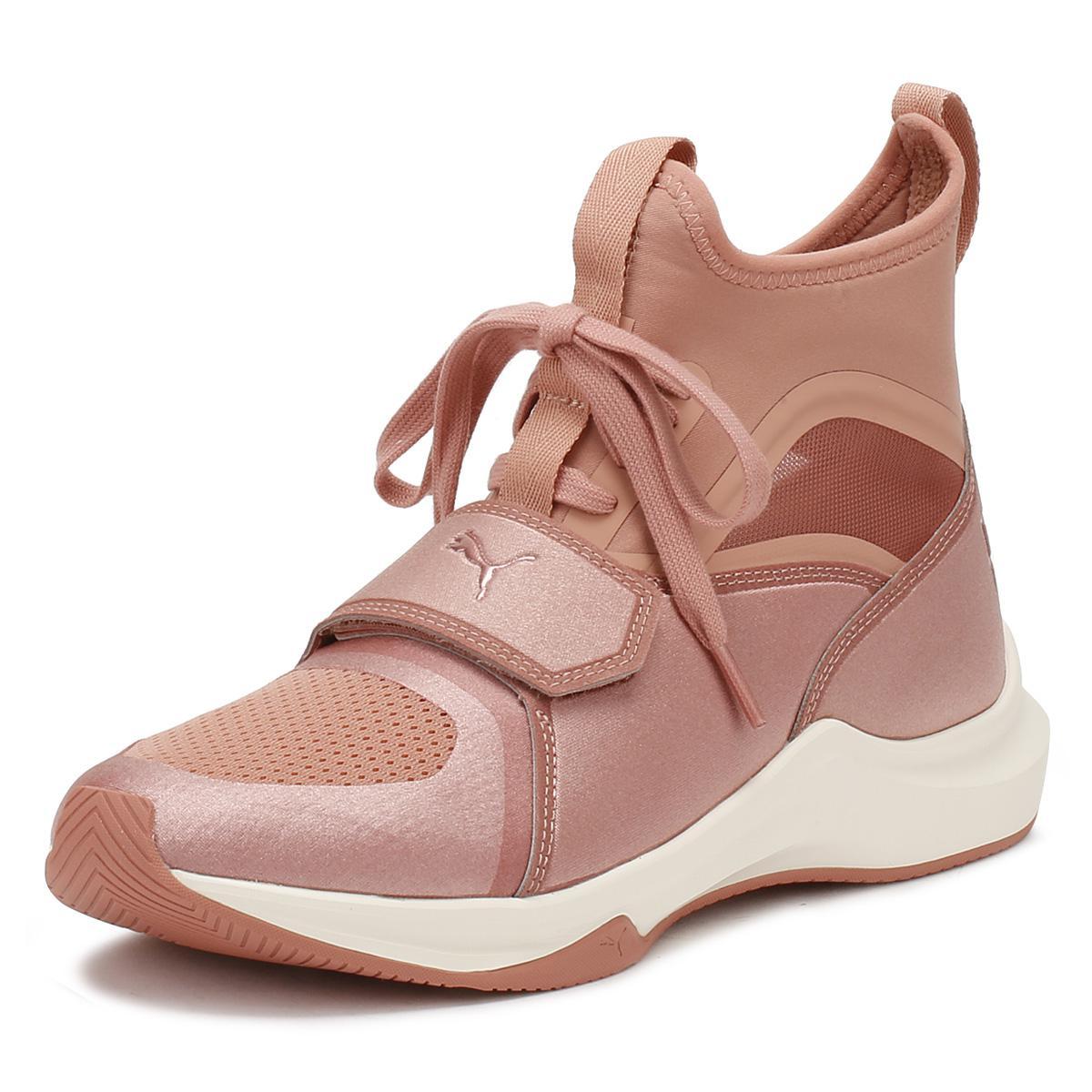 660eae24e1fb PUMA - Womens Selena Gomez Pink Phenom Trainers Women s Shoes (high-top  Trainers). View fullscreen