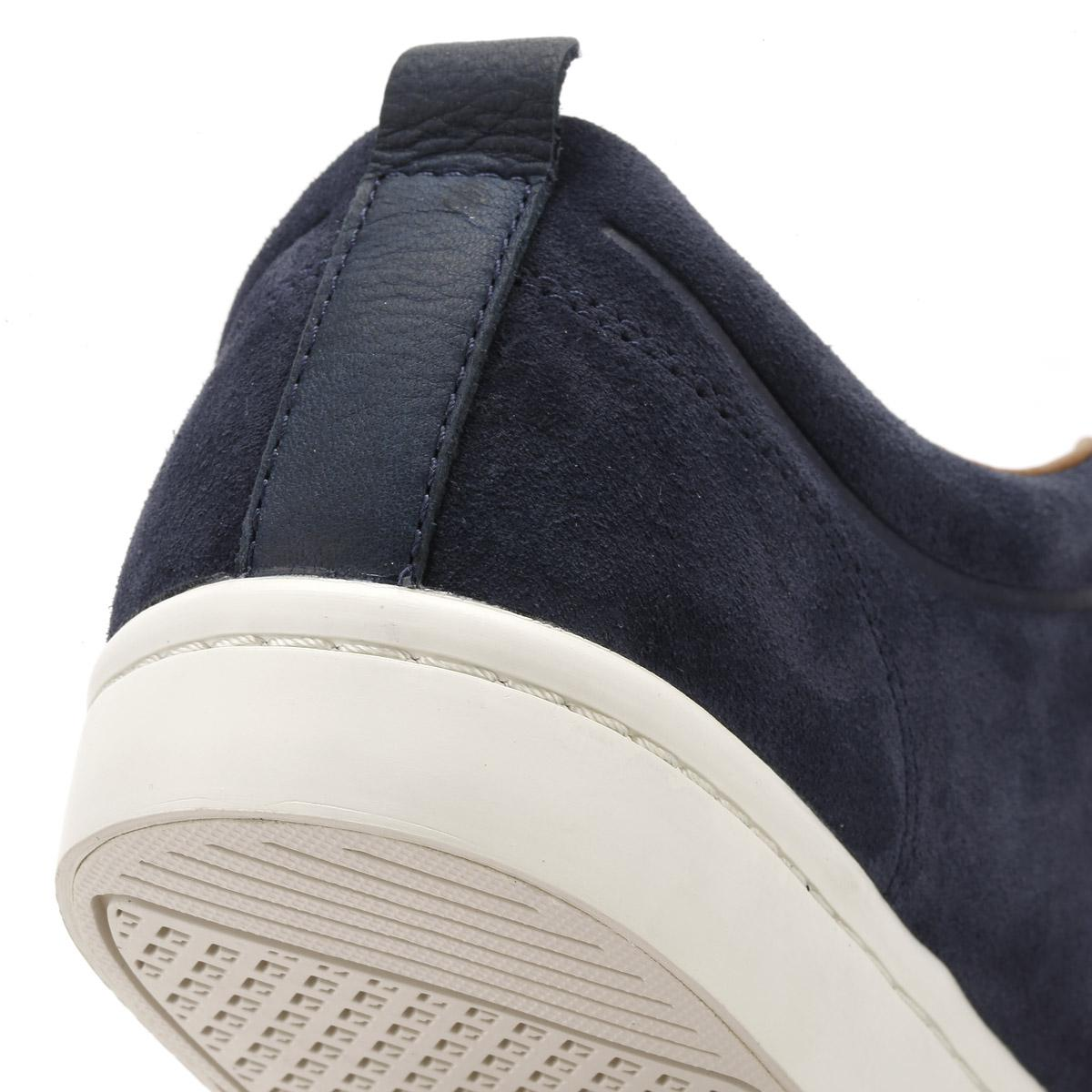 e9271ecd4 Lacoste - Blue Mens Navy Straightset 317 3 Trainers for Men - Lyst. View  fullscreen