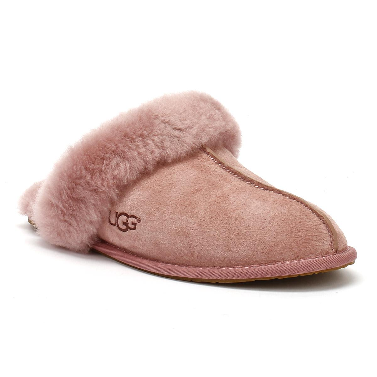 6977d1bb5 Ugg - UGG Scuffette Ii Womens Pink Dawn Slippers - Lyst. View fullscreen