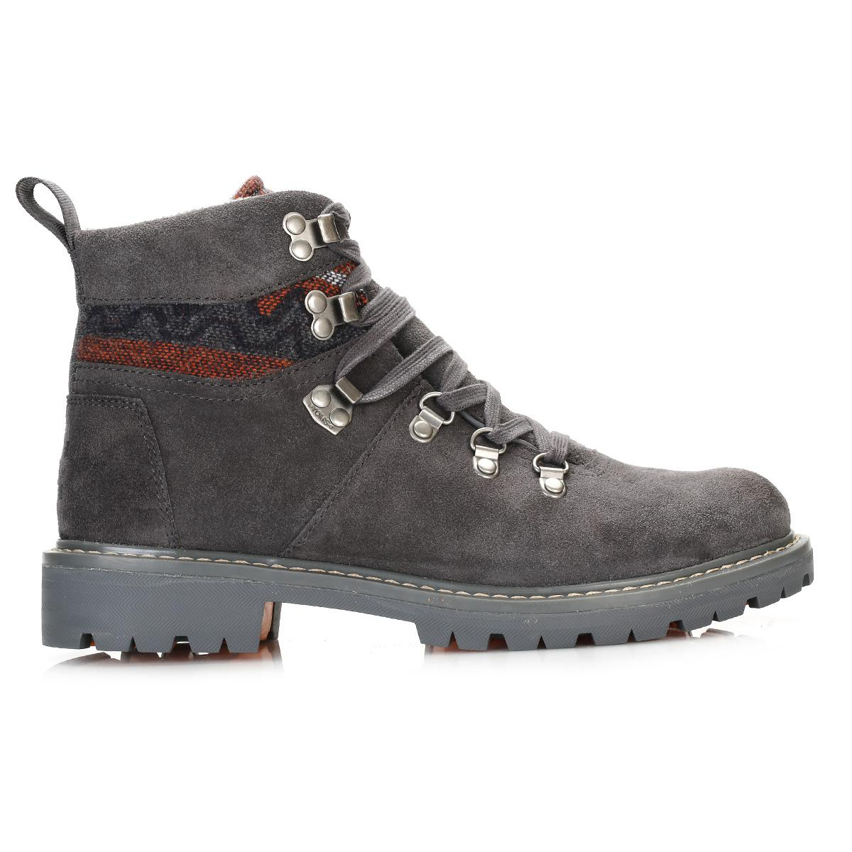 0ed8d67a1ec Lyst - TOMS Womens Iron Grey Summit Hiker Boots in Gray