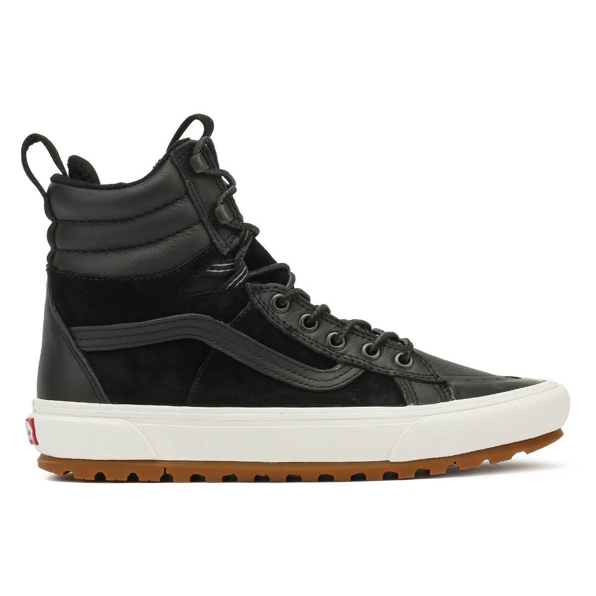 Vans - Sk8-hi Mte Dx Black Boots for Men - Lyst. View fullscreen bffdae64d