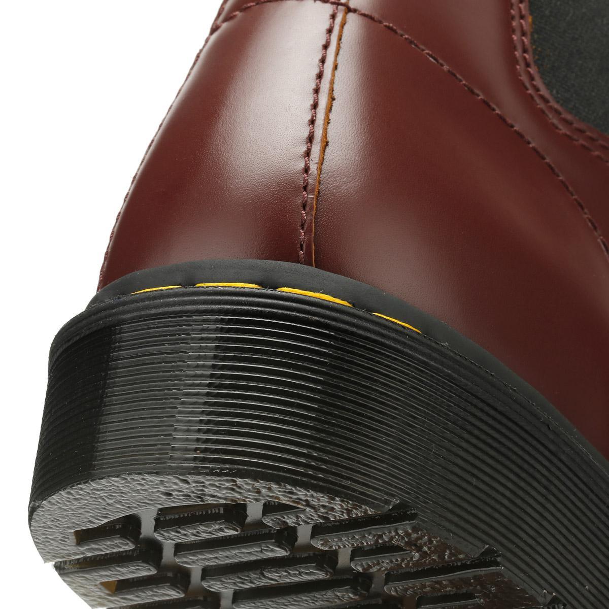 6c656b1d Dr. Martens Dr. Martens Mens Oxblood Burgundy Vintage 101 Gst Boots ...