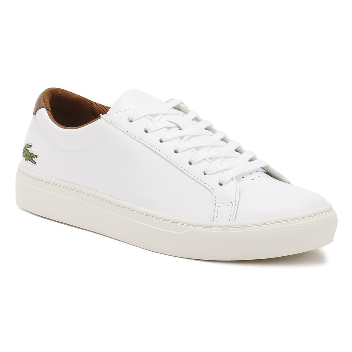 Camborne Strap Sneakers - Grey/Off White Lacoste 8eJ0PZUE