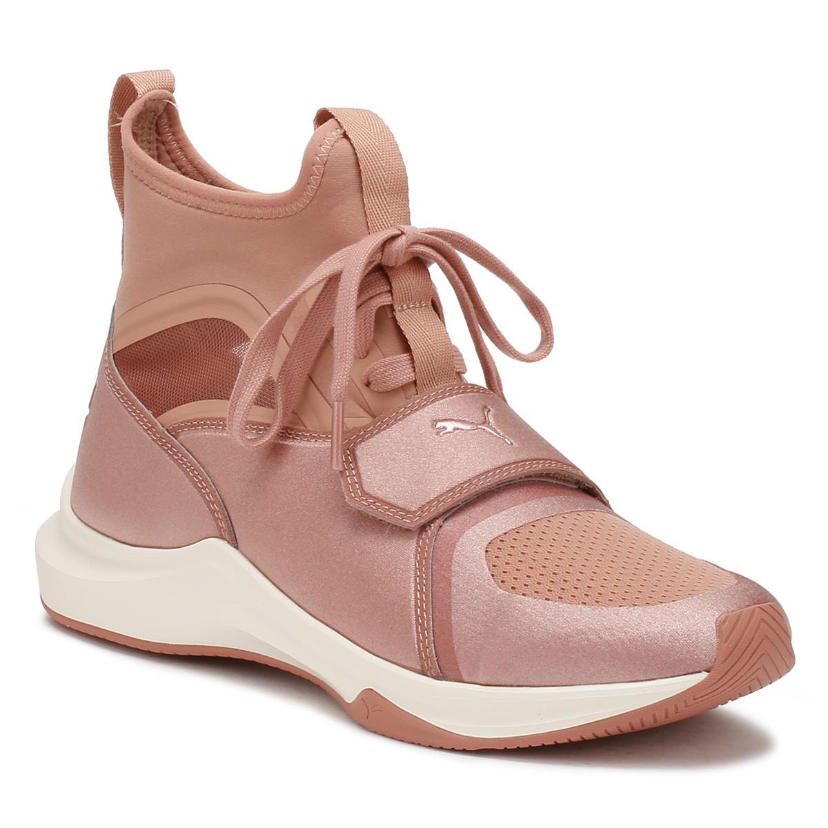 2801779db79d0c Lyst - PUMA Womens Selena Gomez Pink Phenom Trainers in Pink - Save 6%
