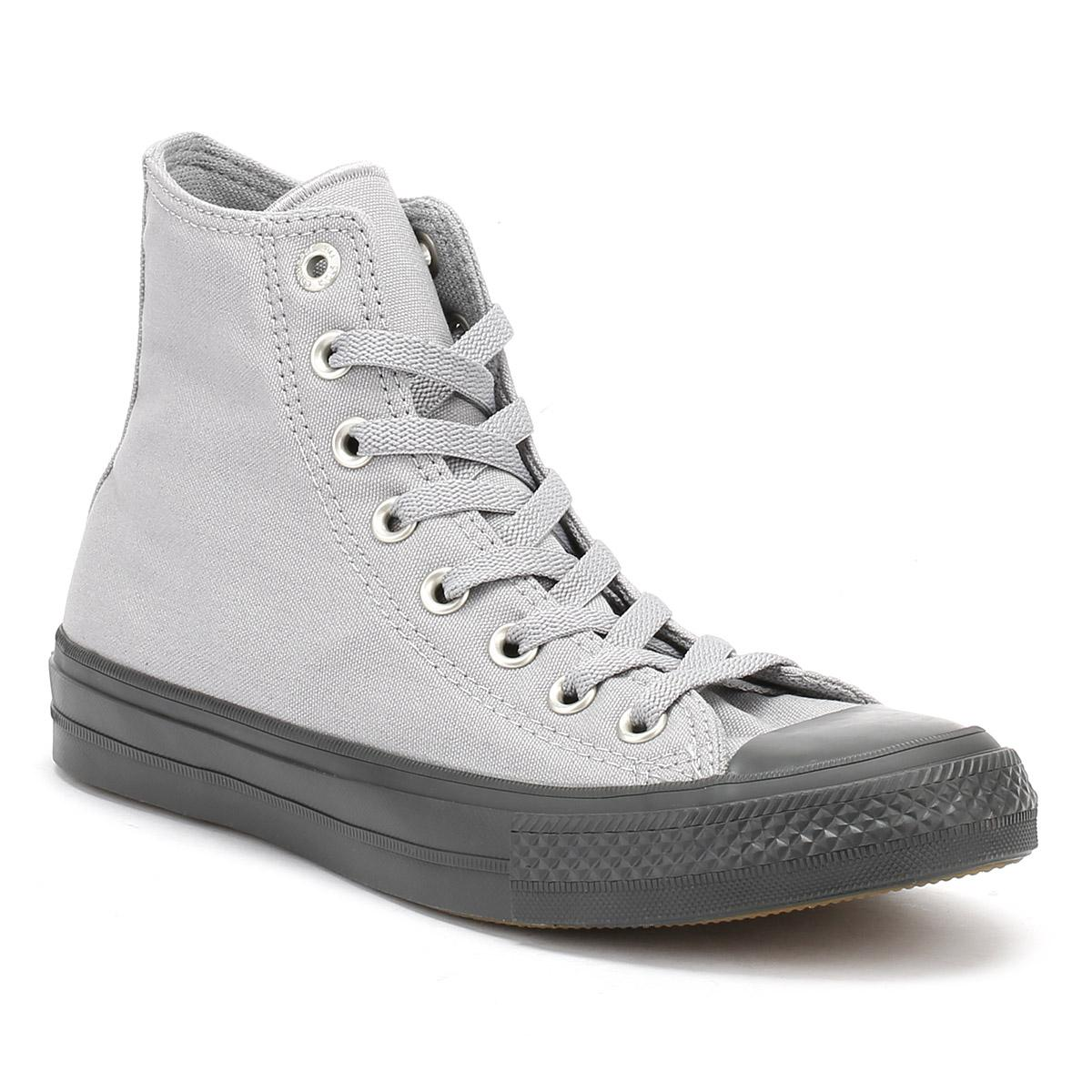 157631b4a87 Converse All Star Chuck Taylor Ii Mens Dolphin storm Wind gum Hi Top ...