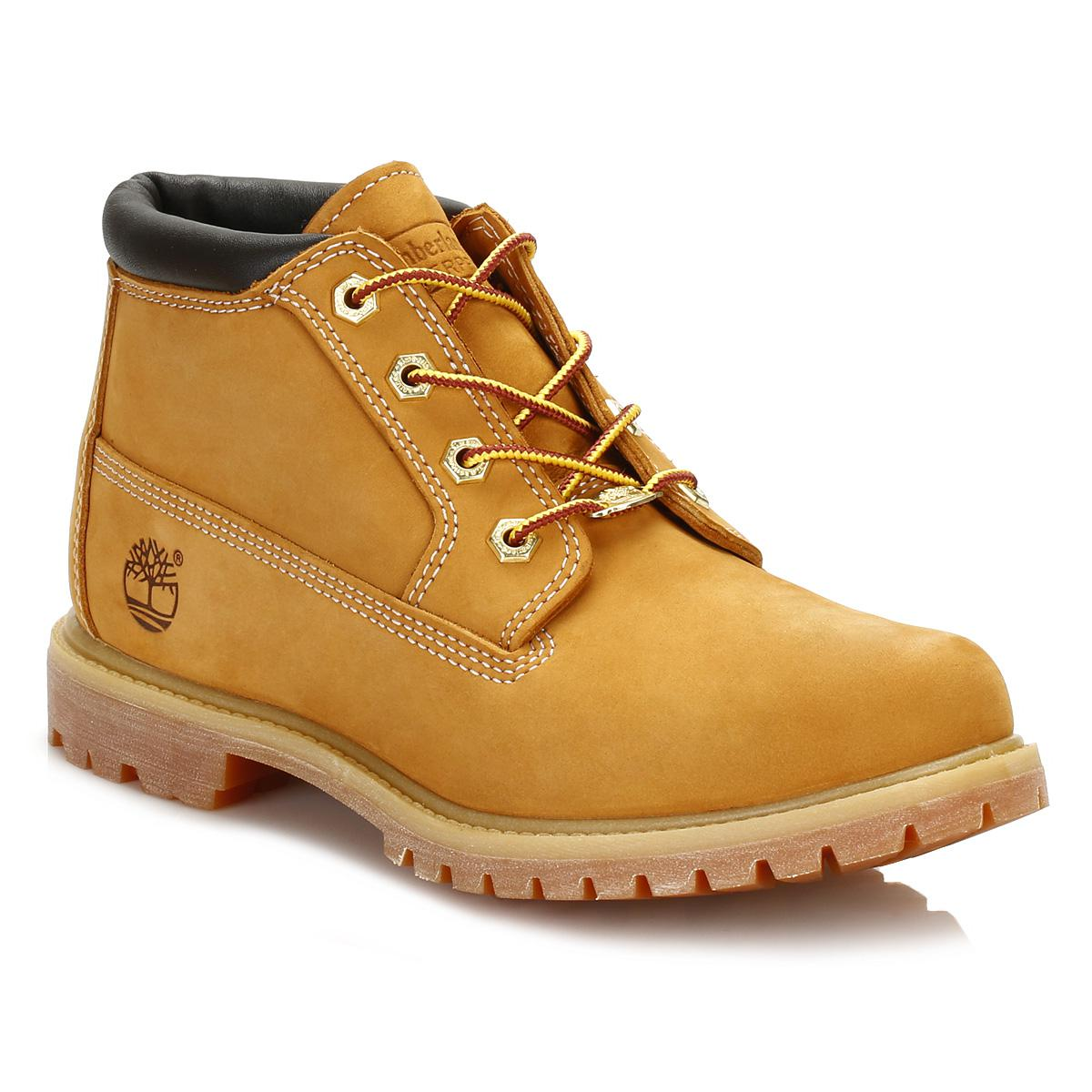 d2583289ea9a Timberland Womens Wheat Ek Nellie Leather Boots in Brown for Men - Lyst
