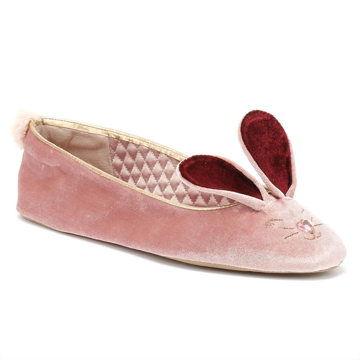814654e53fe672 Lyst - Ted Baker Bhunni Womens Rose Slippers in Pink