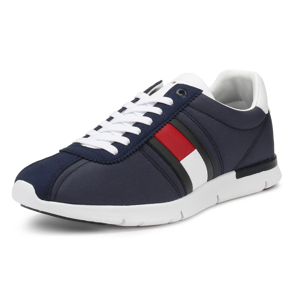 5cf3a3d7c2f Lyst - Tommy Hilfiger Retro Lightweight Sneaker Low-top in Blue for Men