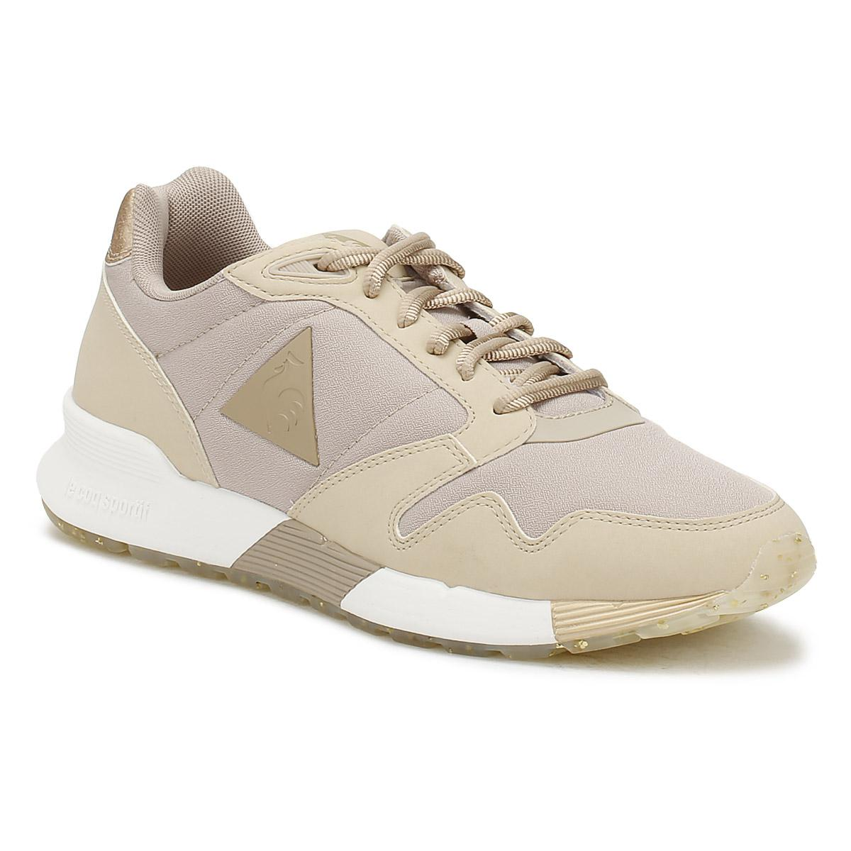 le coq sportif OMEGA X W METALLIC - Trainers - moonlight r6EnG36