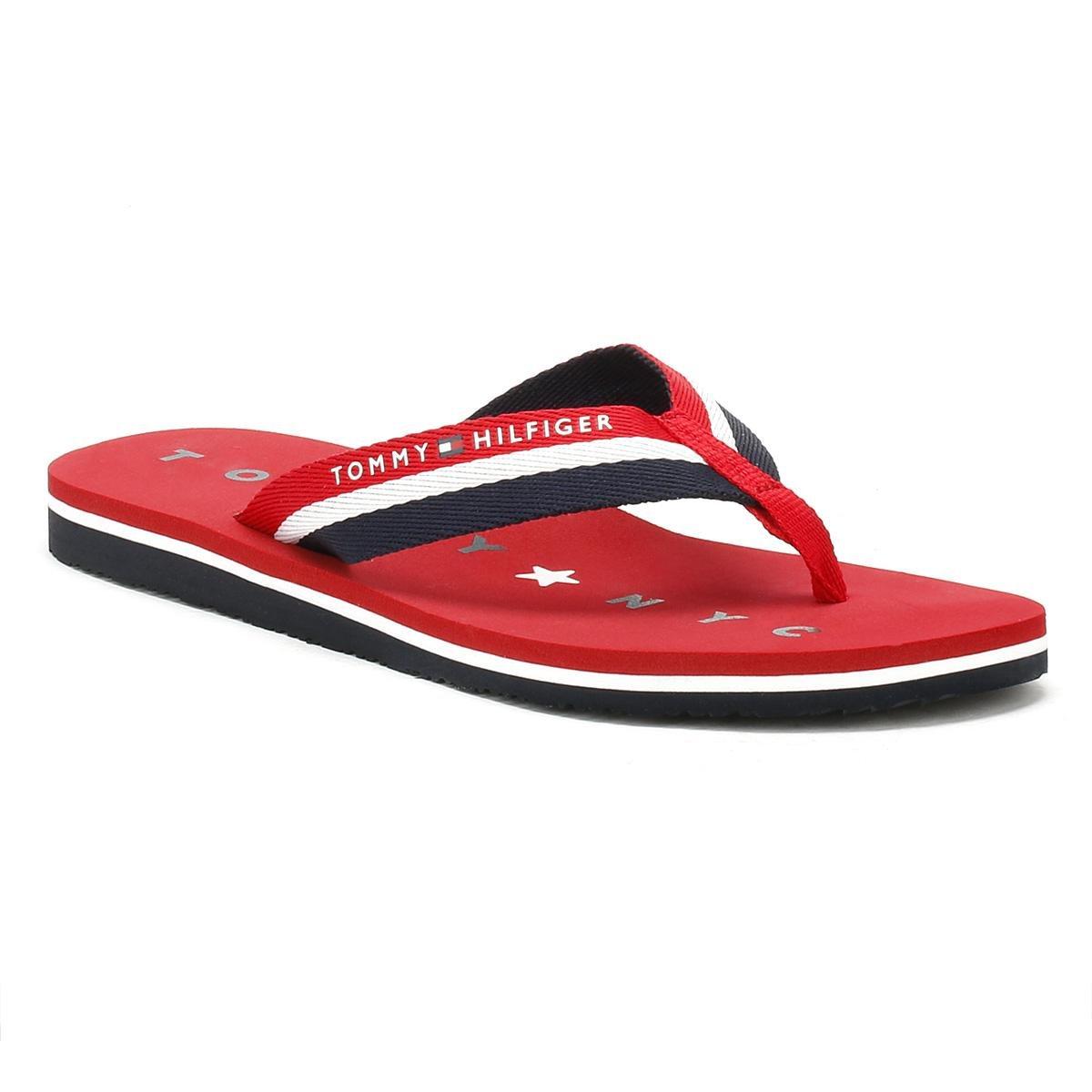 NYC Beach Sandals - Sales Up to -50% Tommy Hilfiger iyrJV8HVpx