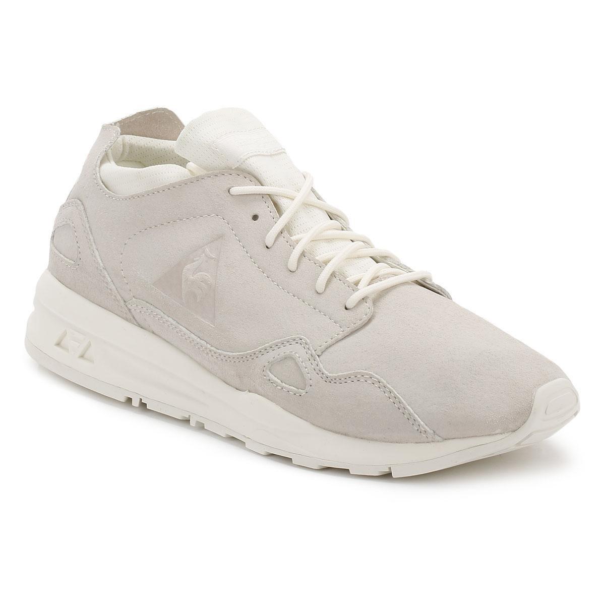 Womens LCS R Flow W Low-Top Sneakers, Rose Cloud Le Coq Sportif