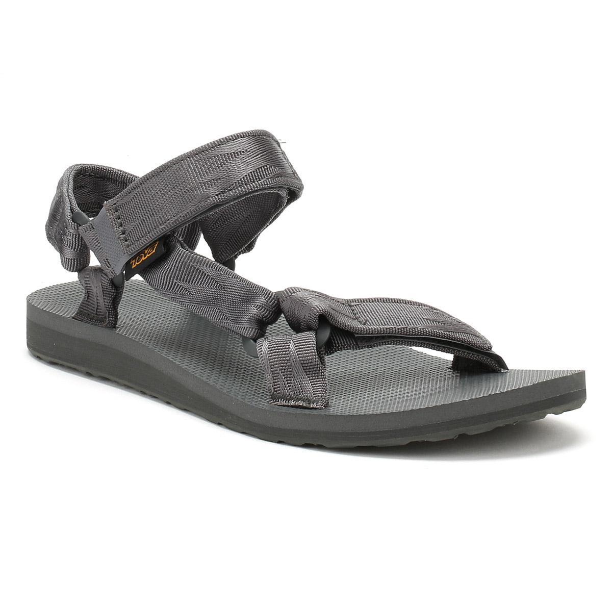 e07eb7ca473b04 Teva - Multicolor Mens Textured Dark Shadow Original Universal Sandals for  Men - Lyst