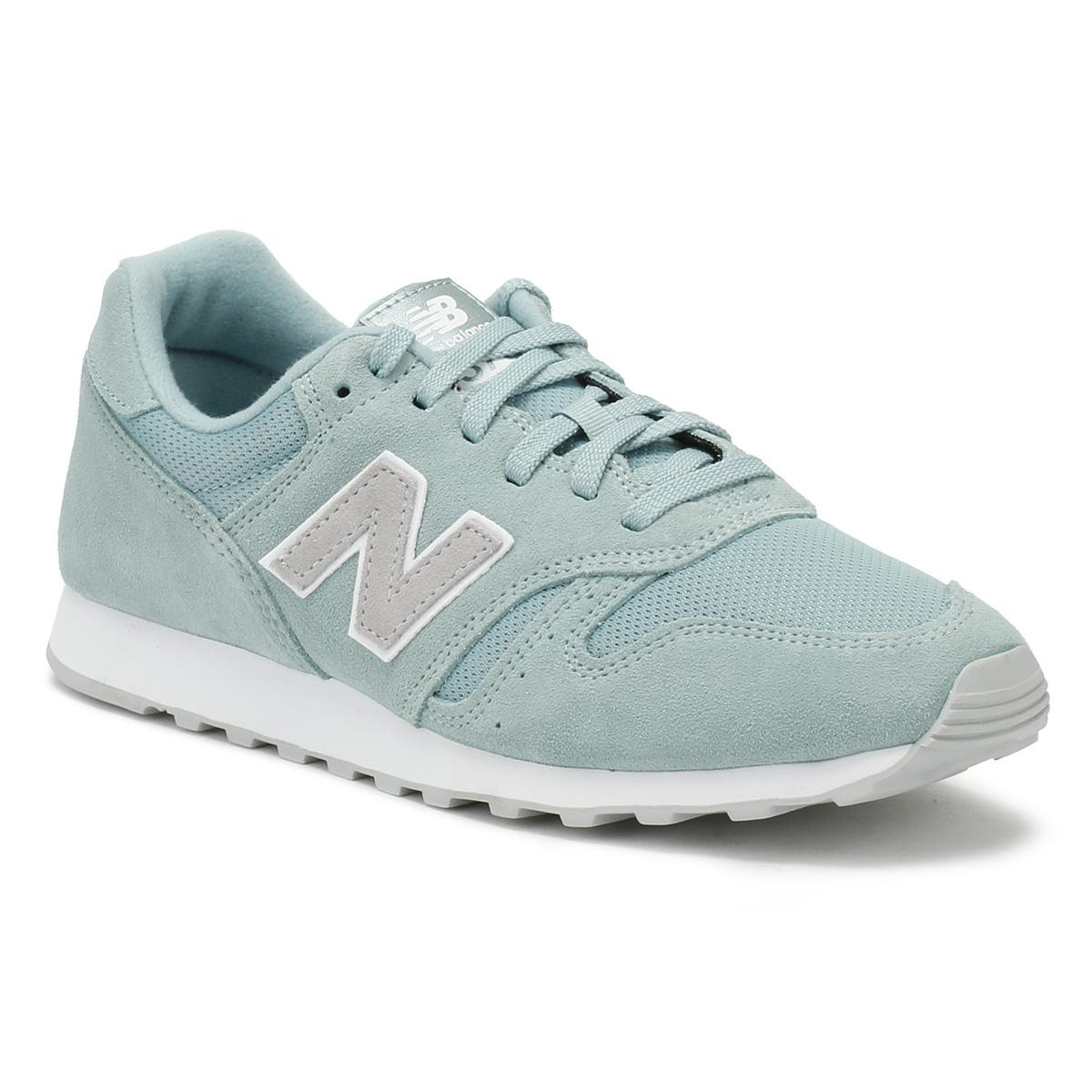 quality design 4a814 6d10f New Balance Womens Storm Blue 373 Trainers in Blue for Men - Lyst