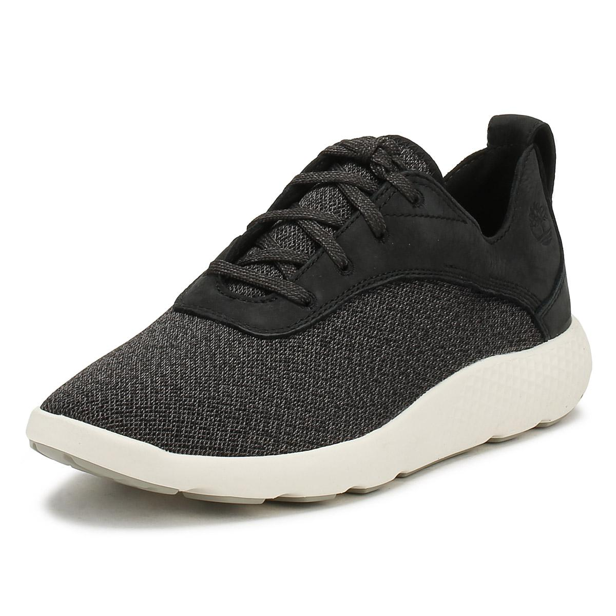 b0bf75d4b8f ... Timberland - Mens Black Flyroam Ox Trainers Men's Shoes (trainers) In  Black for Men. Visit TOWER London. Tap to visit site