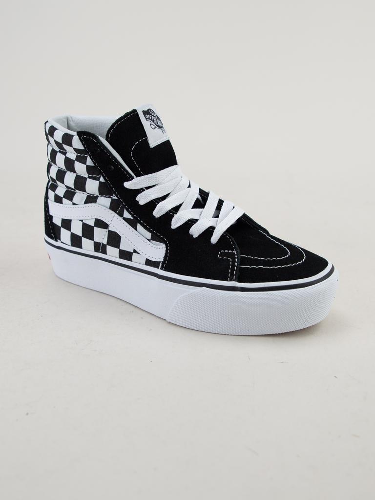 9cb98c3d36c417 Vans Sk8-hi Platform 2.0 (black true White) Skate Shoes - Lyst